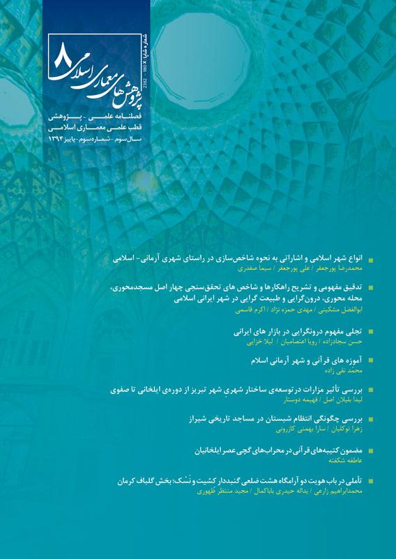 مجله پژوهشهای معماری اسلامی