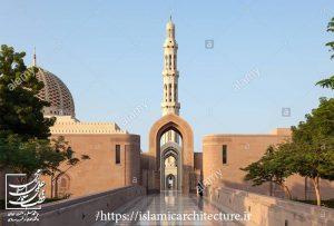 مسجد جامع سلطان قابوس2